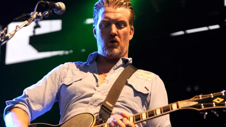 Queens of the Stone Age Debut New Song at Lollapalooza Brazil