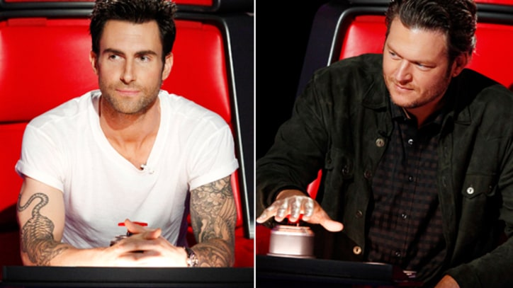 'The Voice' Recap: Adam Levine and Blake Shelton's Bromance Blossoms