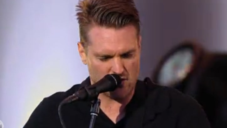 Cold War Kids Roll Down 'Miracle Mile' on 'Kimmel'