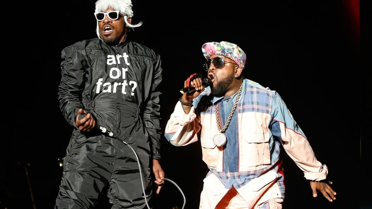 Outkast, Foo Fighters Top Eclectic Voodoo Experience Lineup