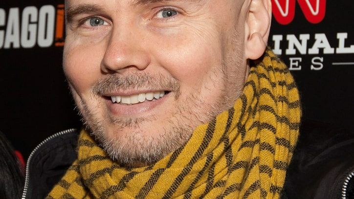 Billy Corgan Honored for Wrestling Outreach Program in Chicago