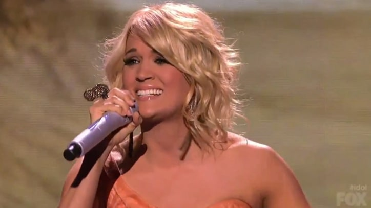 'American Idol' Recap: Carrie Underwood Sings, Burnell Taylor Is Cut