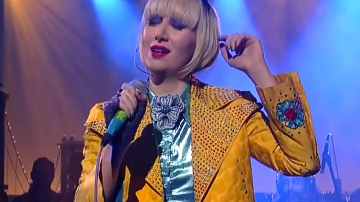 Yeah Yeah Yeahs Commit 'Sacrilege' on 'Letterman'