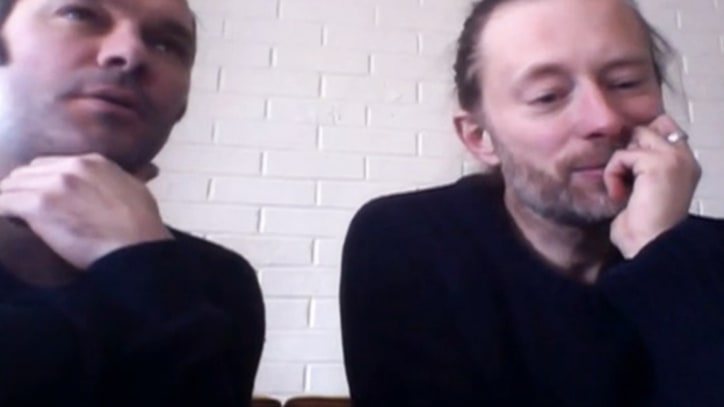 Thom Yorke and Nigel Godrich Give Relationship Advice to Teens