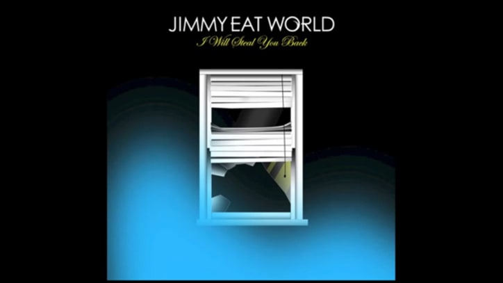 Jimmy Eat World Return With Raw, Heartfelt 'I Will Steal You Back'