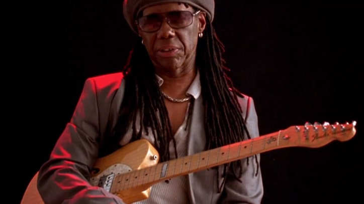 Nile Rodgers: New Daft Punk Album 'Went Back to Go Forward'