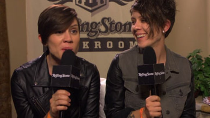 Tegan and Sara on Hungering for a Radio Hit