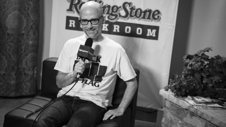 Moby Recorded New Album for Love of Music