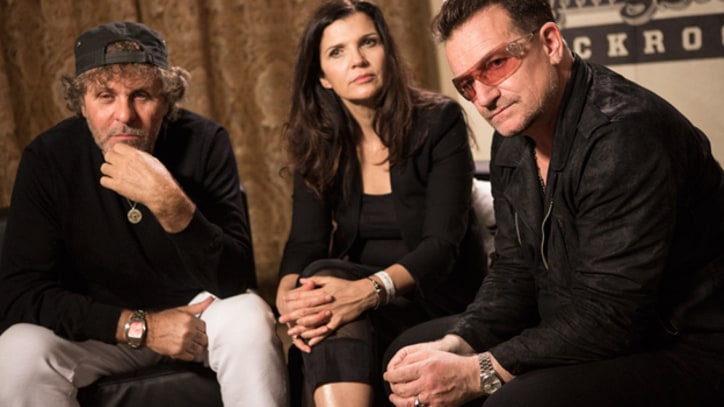 Bono Talks Denim Collaboration With Diesel