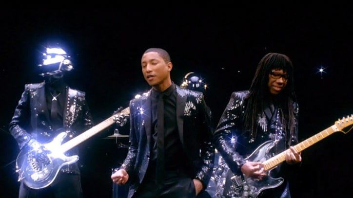 Pharrell and Nile Rodgers 'Get Lucky' in New Daft Punk Trailer