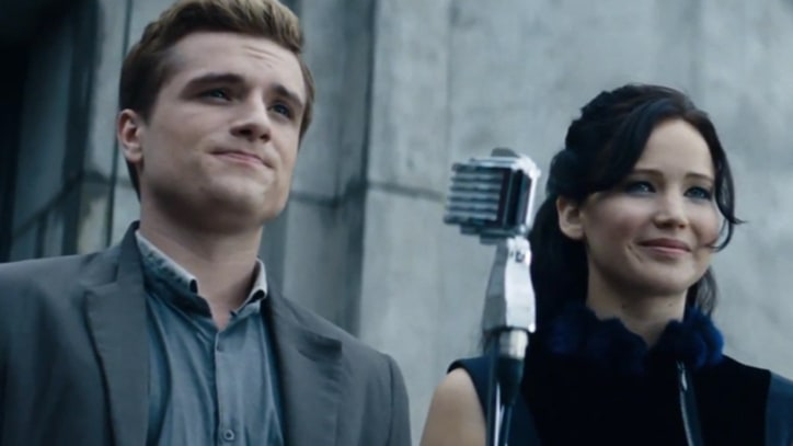'Hunger Games: Catching Fire' Trailer Plumbs Dark Motives
