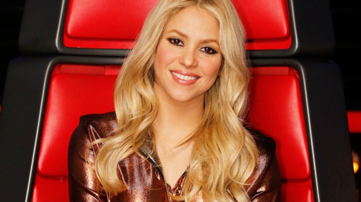 'The Voice' Recap: Shakira Steals Two of Adam Levine's Singers