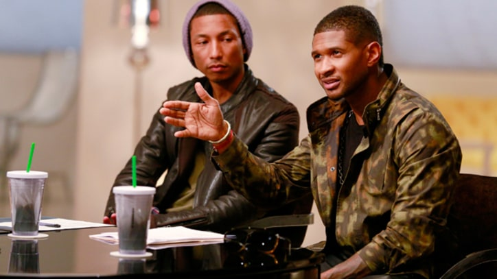'The Voice' Recap: Usher Gets Huffy