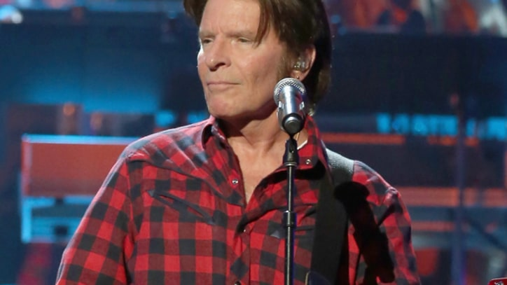 John Fogerty Kept Randy Newman Calm at Rock and Roll Hall of Fame Induction