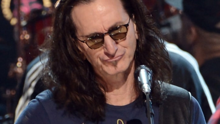 Rush's Geddy Lee: 'Strong Honesty' Links Rock and Roll Hall of Fame's 2013 Class