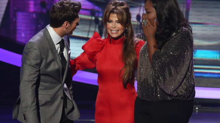 'American Idol' Recap: Paula Abdul Returns, Janelle Arthur Goes Home