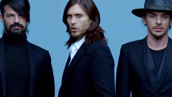 Thirty Seconds to Mars Unveil Short Film for 'Up in the Air'