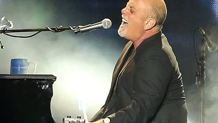 Billy Joel Plays 'She's Always a Woman' at First Full Concert in Three Years