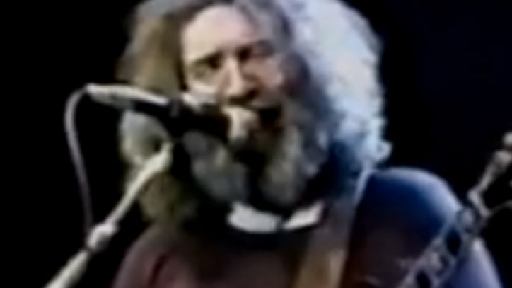 Flashback: Pete Townshend Jams With the Grateful Dead