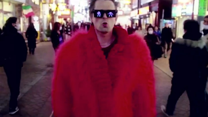 Muse Get Goofy on Tokyo Streets in 'Panic Station'