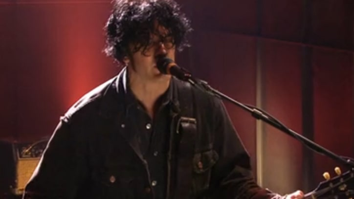 Black Rebel Motorcycle Club Set Mood on 'Leno'