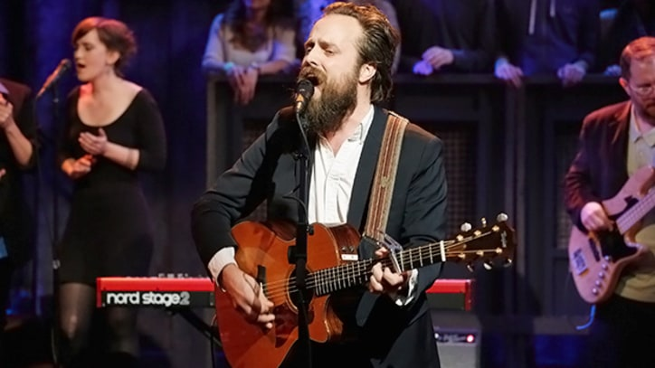 Iron and Wine Bring 'Grace for Saints and Ramblers' to 'Fallon'