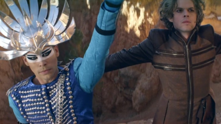Empire of the Sun Go Exploring in 'Alive'