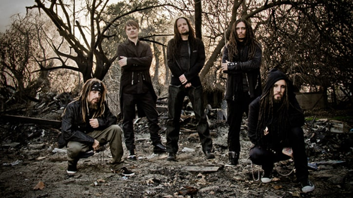 Korn Enter the Studio for New Album