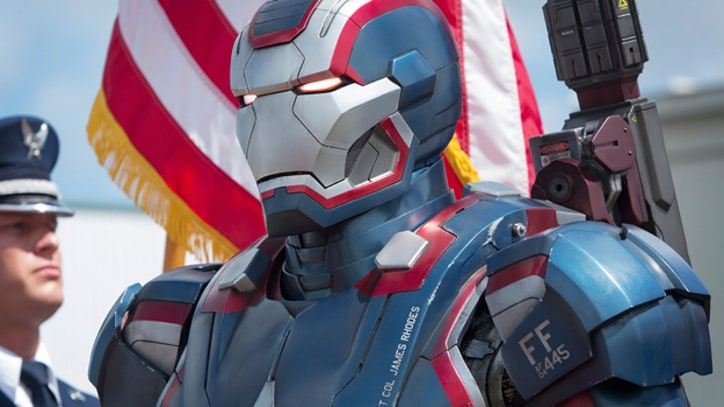 'Iron Man 3' Feels 'Tired'