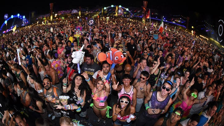 Fan Dies at Electric Daisy Carnival