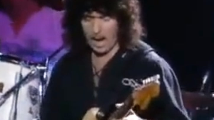 Flashback: Deep Purple Parts With Ritchie Blackmore After Meltdown