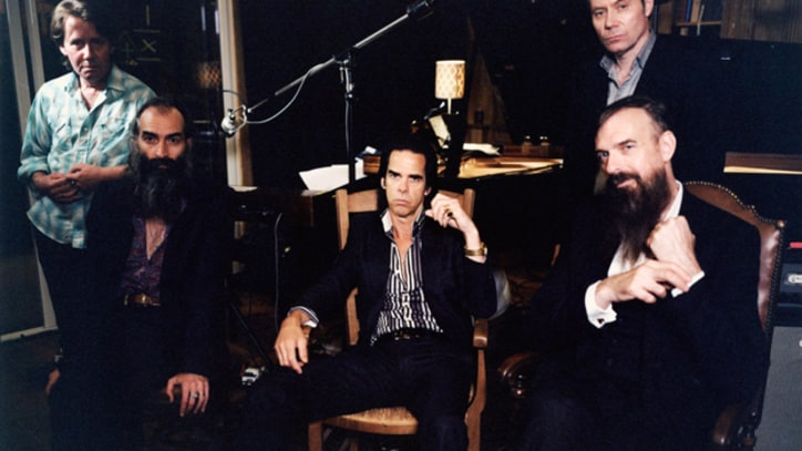 Nick Cave and the Bad Seeds Brood on 'Mermaids' Live – Premiere