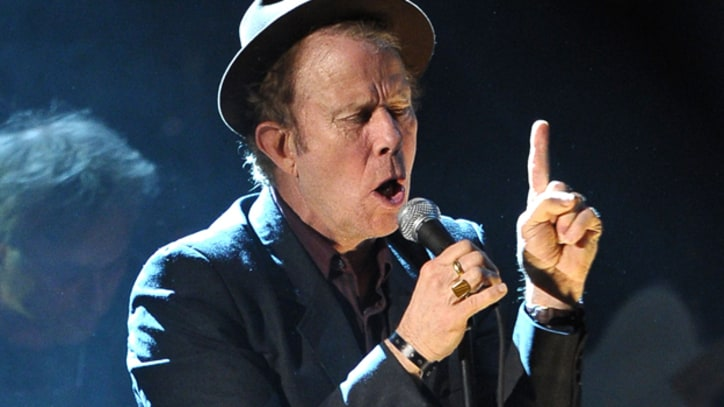 Rolling Stones Feature Tom Waits on 'Little Red Rooster'