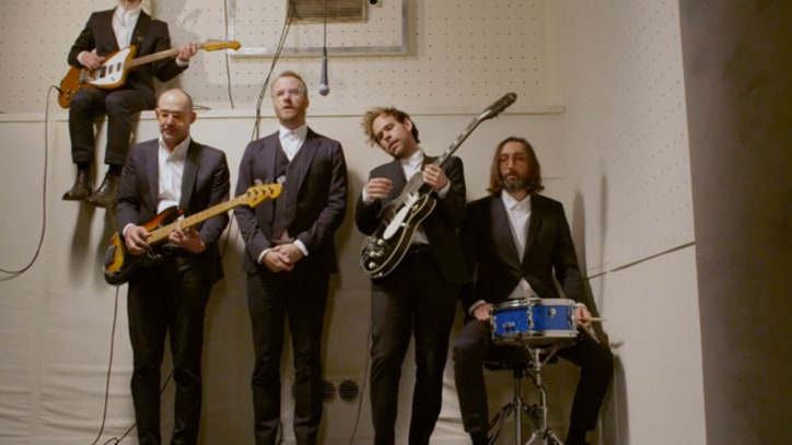 The National Premiere 'Sea of Love' Clip in Reddit AMA