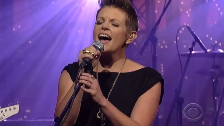 Natalie Maines, Ben Harper Find 'Faith' on 'Letterman'