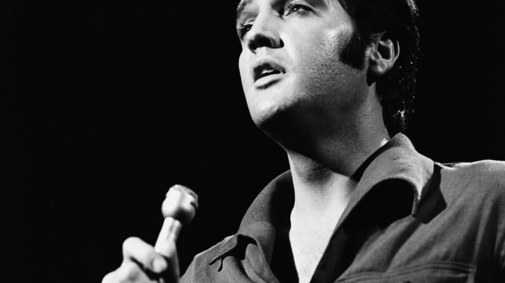 Elvis Presley's Sweat-Stained Jumpsuit Going Up for Auction