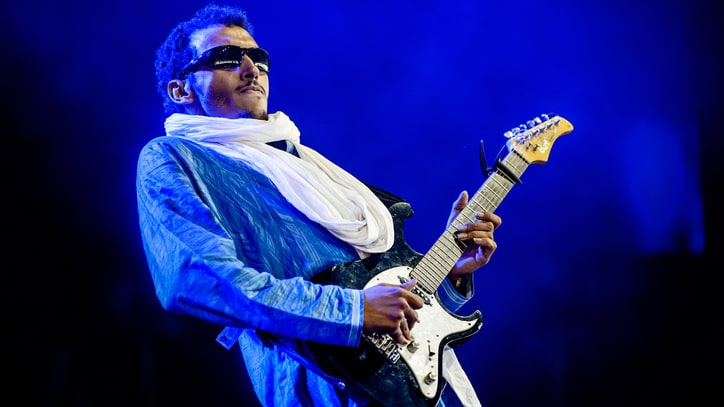 Bombino's Rough, Sweet Desert Blues Goes West