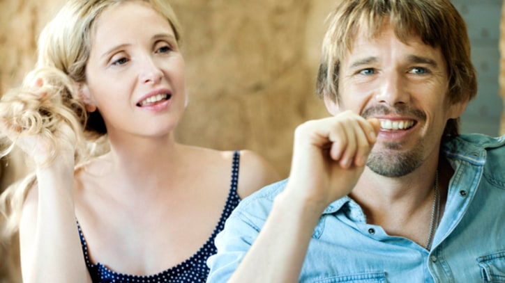 Celine and Jesse Discuss the Future in 'Before Midnight'