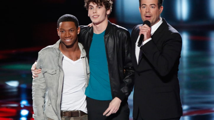 'The Voice' Recap: Vedo, Garrett Gardner Voted Off