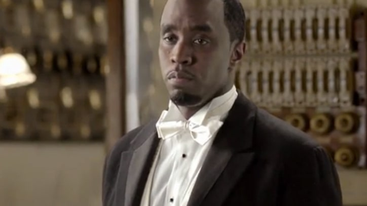 Diddy's 'Downton Abbey' Spoof Causes Confusion