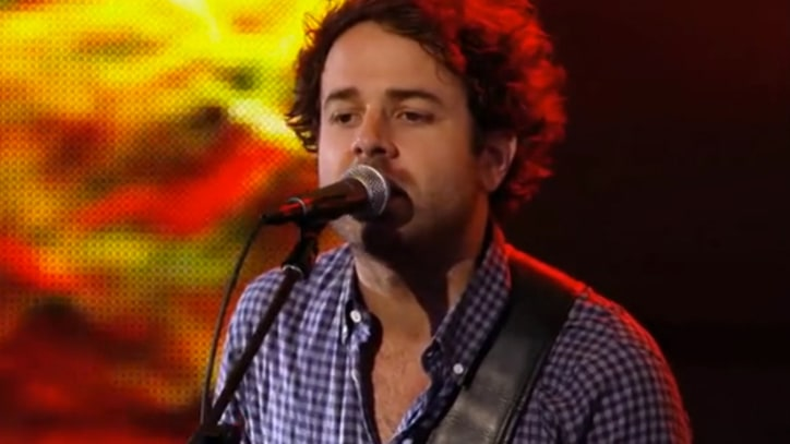 Dawes See World 'From a Window Seat' on 'Kimmel'