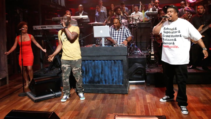 De La Soul Bring Lessons of 'Jenifa Taught Me' to 'Fallon'