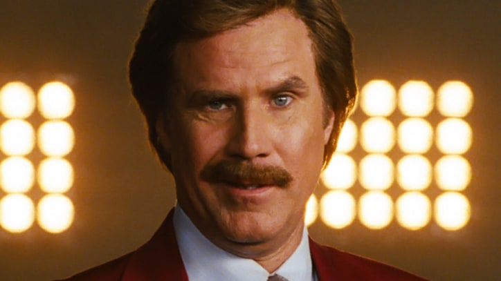 Will Ferrell Keeps It Classy in 'Anchorman 2' Trailer