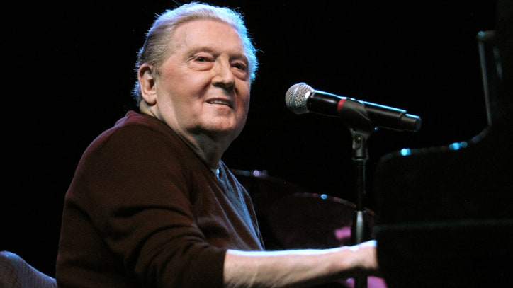 Jerry Lee Lewis Readies Star-Studded New Album 'Rock & Roll Time'