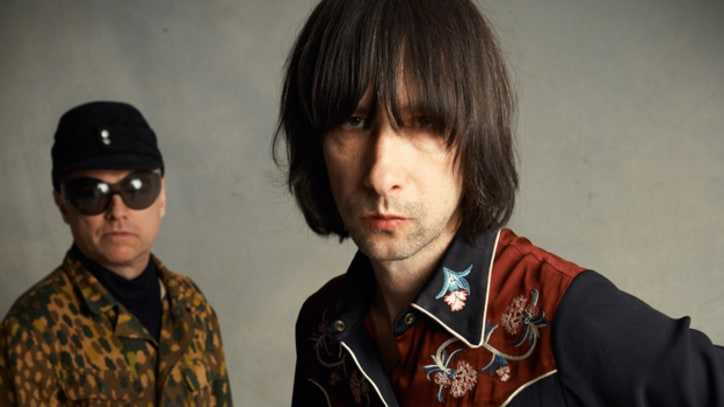 Primal Scream Build Euphoria in 'It's Alright, It's OK' – Premiere