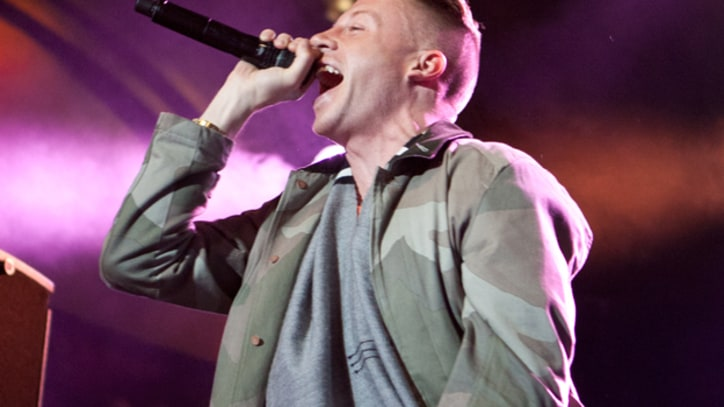 Macklemore and Ryan Lewis Blast 'Can't Hold Us' at Bacardi Rebels Concert