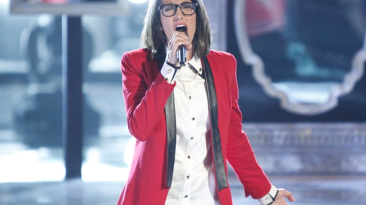 'The Voice' Recap: Michelle Chamuel Keeps Team Usher Alive