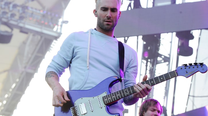 Hater-Embracer Adam Levine Loves the Maroon 5 'Girls' Scene