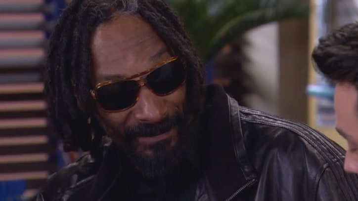 Snoop Lion Dishes Fatherly Advice on 'One Life to Live'