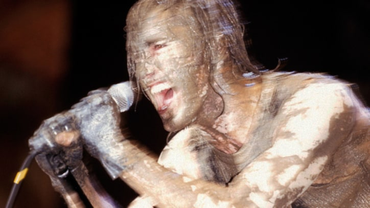 Flashback: Nine Inch Nails Play Mud-Caked Set at Woodstock '94